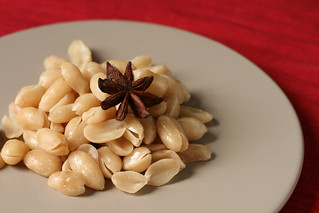 A Plate of Star Anise Peanuts | by Sunday Nite Dinner