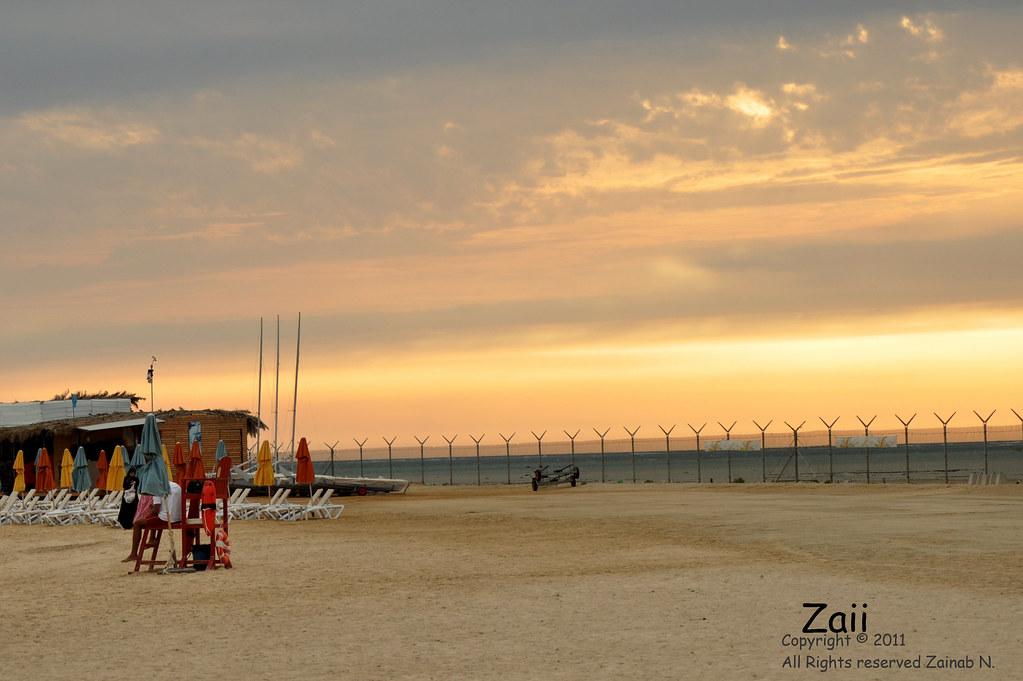Kaust Beach D By Zaina A
