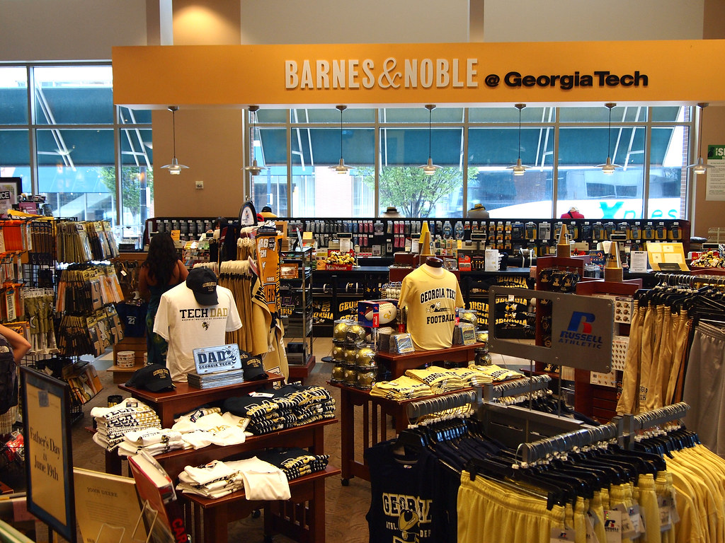Barnes Noble Georgia Tech Webactually Korea Flickr