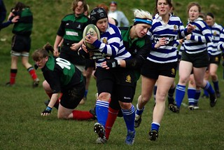 Ladies Rugby - Nuneaton v York RI 26 | by tmgreed