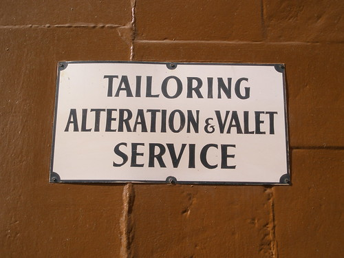 Alteration and valet service | by I like