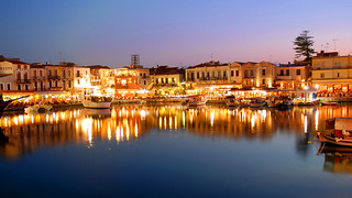 An evening in Rethymno | by MarcelGermain