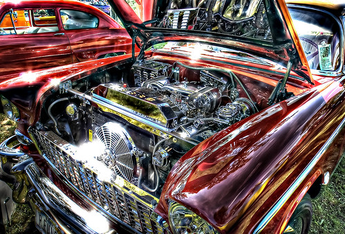 Front of Car Shiny - HDR | by Lucas Windsor