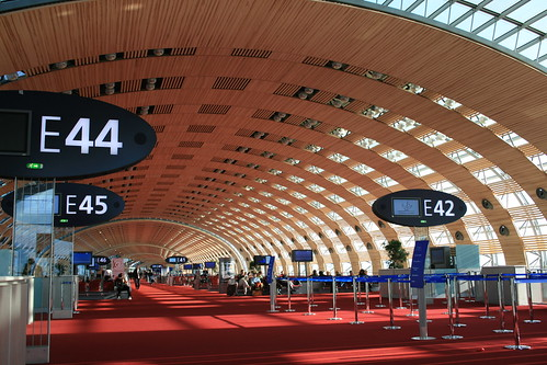 Terminal 2E at Charles de Gaulle Airport | by willsdad
