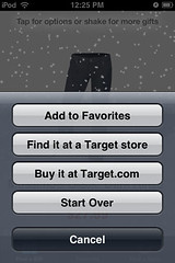 iPhone App: Target | by Daynah.net