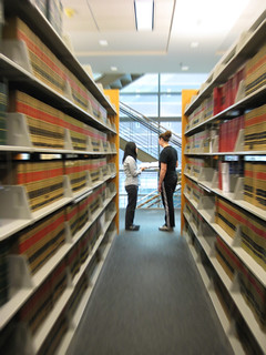 Through the Stacks | by Seattle University Law Library