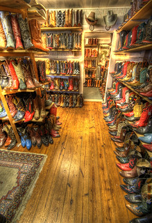 Inside the Wild West Store | by DaveWilsonPhotography