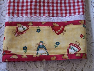 Country Primitive Kitchen Valances