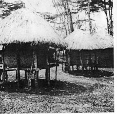 Granaries | by Southern Kikuyu before 1903