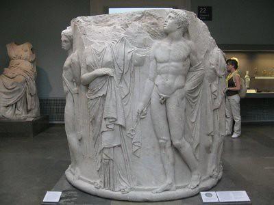 British Museum - Temple of Artemis at Ephesos | [Room 22 ...