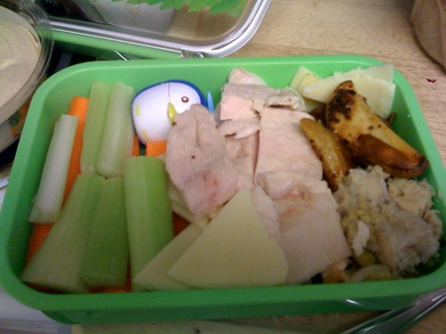 Thanksgiving Bento! | by tiffany bridge