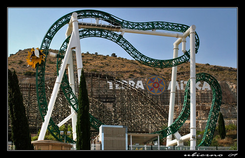 Inferno - TERRA MITICA - Benidorm - Spain | by Ubierno