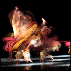 Ballet abstract movement | by NaPix -- (Time out)