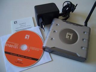 L1 WiFi router