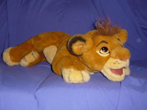 Lion King Plush Cub Simba Pyjama Bag By Douglas Cuddle T Flickr