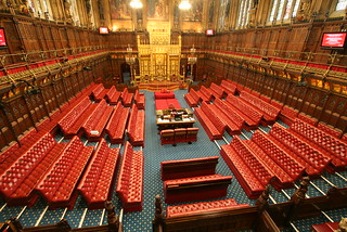 House of Lords Chamber | by UK Parliament