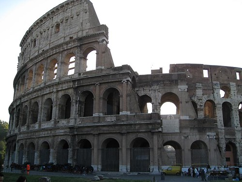 Colosseum in Rome | by Moriartys