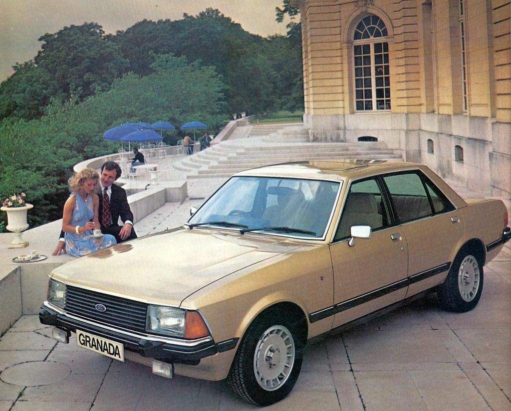 1978 ford granada 2 8i ghia by stuart axe