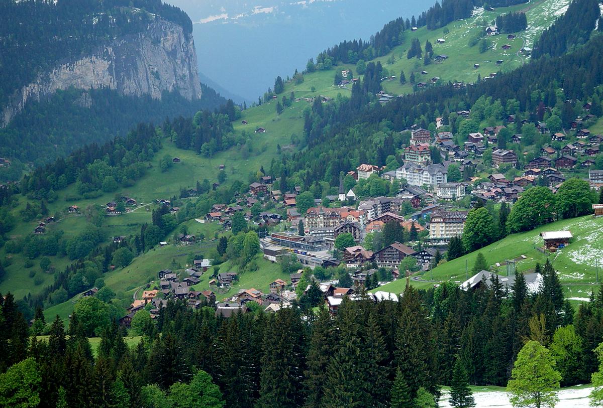 Switzerland Wengen