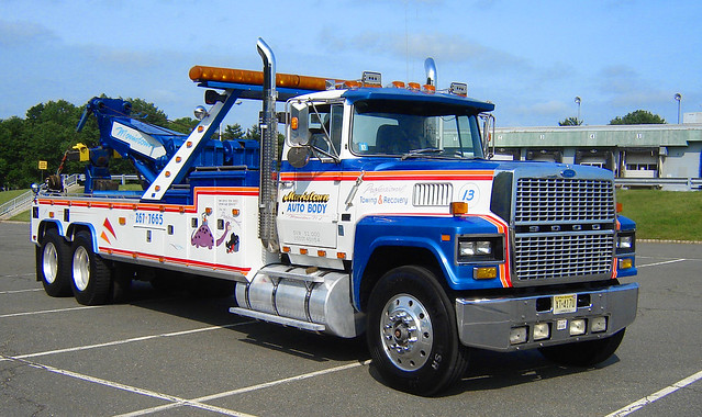 Ford Lt 9000 S And Ltl 9000 S Flickr