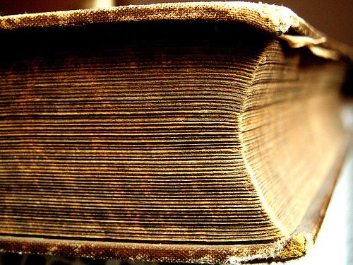 thick book WiLSoN T flickr
