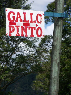 Gallo Pinto, Costa Rica | by The Hungry Cyclist
