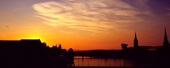 tramonto ad Inverness - sunset on Inverness | by max - iogenovese