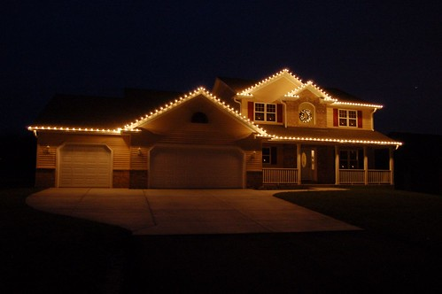 Christmas 2008 - The Lights! | by PuckStop