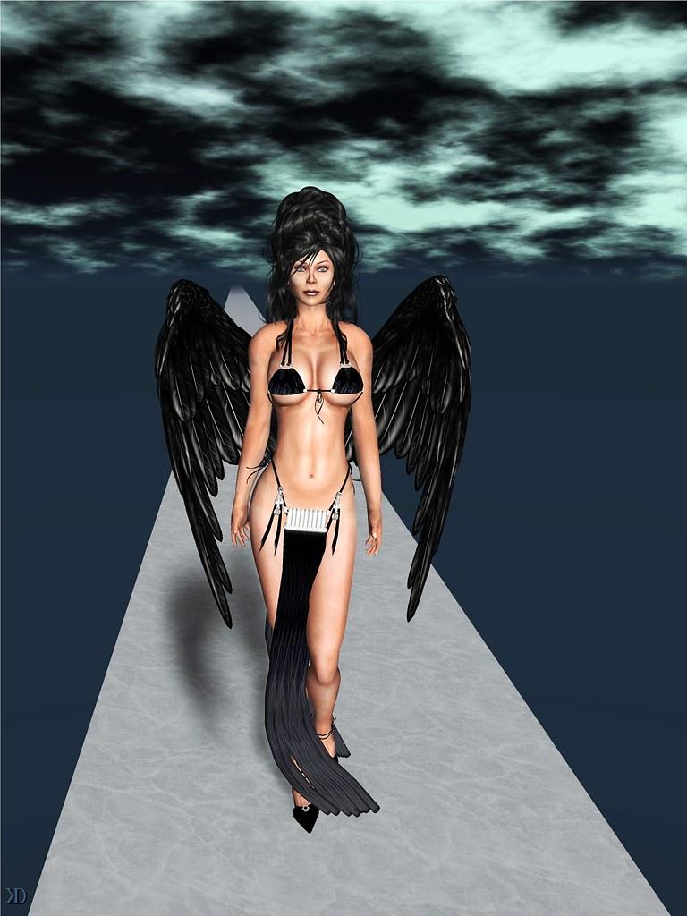 Ангел дарк модель фото 754-382