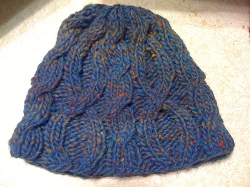 Unoriginal Hat - Blue | by Shel Kennon