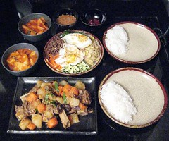 Amy's Korean dishes | by maangchi