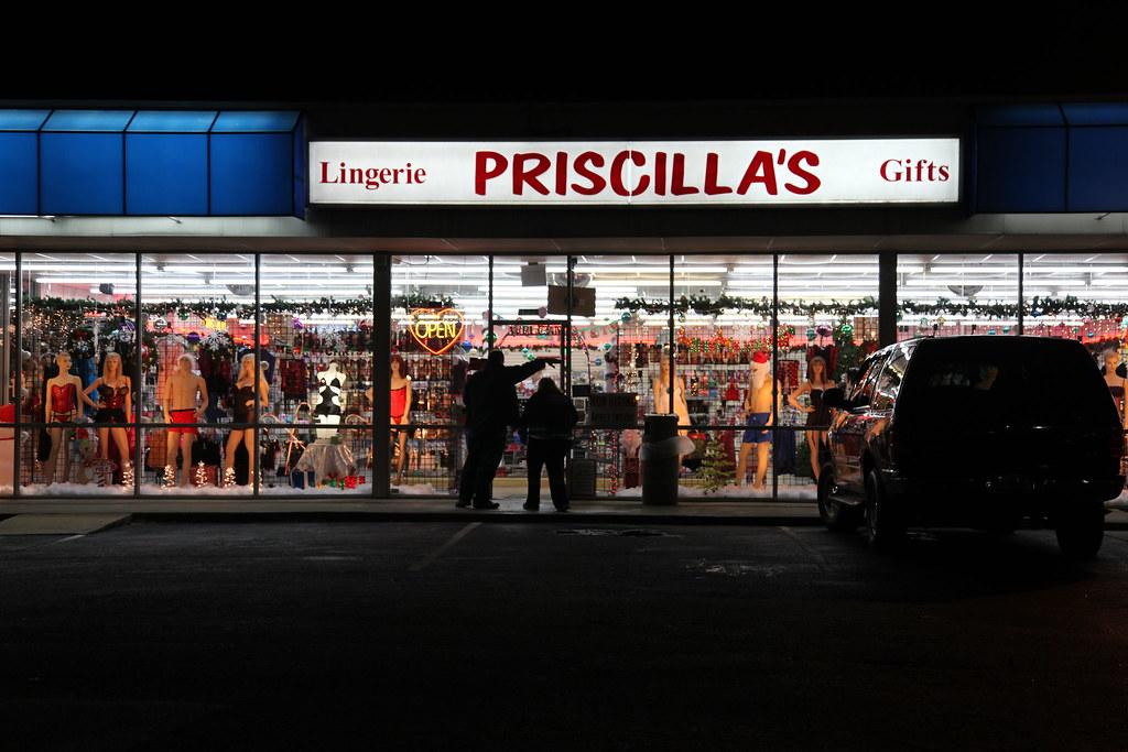 Pricillas Adult Store