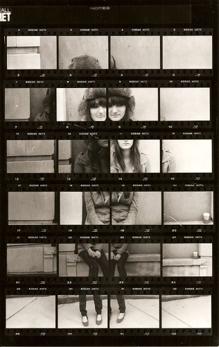 the real contact sheet | by melissa lawson