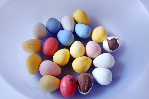 daily reject: my easter egg hunt | by .:Chelsea Dagger:.