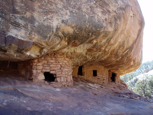 Mule Canyon Ancient Puebloan Dwelling | by Rob Lee