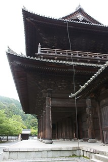 nanzen-ji gate house | by Doctor Memory