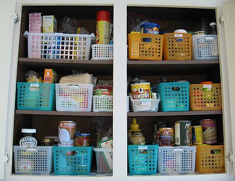 After: Pantry 2 organized | by Biggie*
