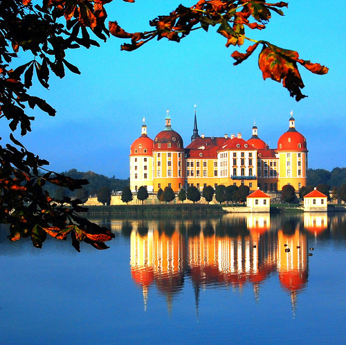 Schloss Moritzburg in Saxony, Germany | by Tobi_2008