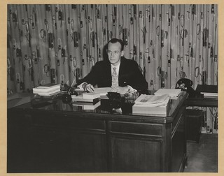 Ben Hill Brown, Jr. | by Wofford Archives