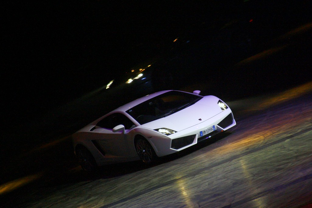 top gear live - lamborghini gallardo lp560-4 | kbyrne01 | flickr