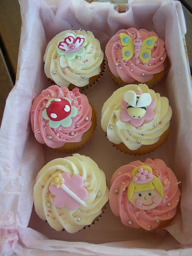 Fairy Garden Cake Toppers Australia