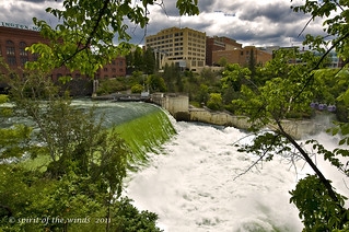 Part Of The Falls | by jimgspokane