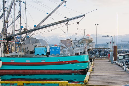 Fishing boat comox comox bc canada a davey flickr for Davey s locker fish report