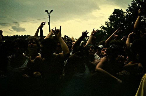 Warped Tour 2008 8:45pm | by Colin Athens
