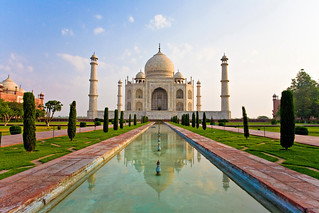 Taj Mahal | by mingtong