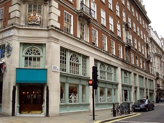 Fountain Restaurant, Fortnum and Mason, London W1 | by Kake .