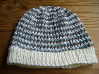 newborn slipstitch hat the second | by knitfaced