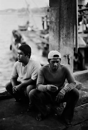 Island boys, what lies ahead (000032) | by Fadzly @ Shutterhack