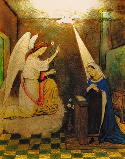 The Annunciation | by Loci Lenar