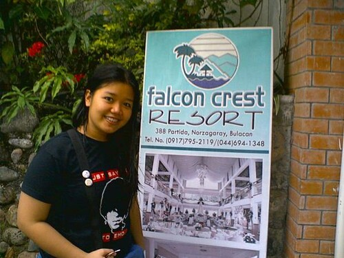 Falcon Crest Resort We Have A Company Aouting At Bulacan Matess